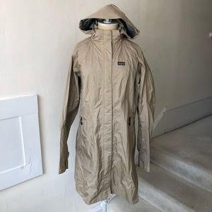 Patagonia Rain Shadow Trench Coat